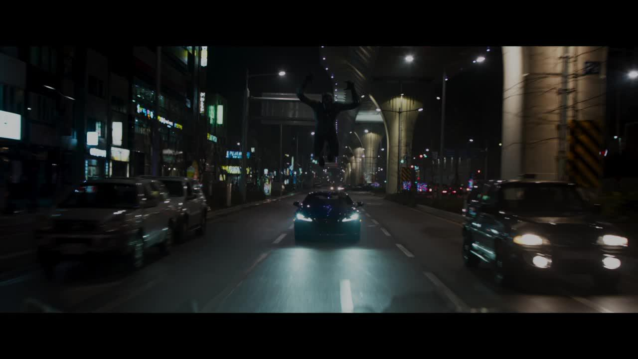 Play trailer for Black Panther