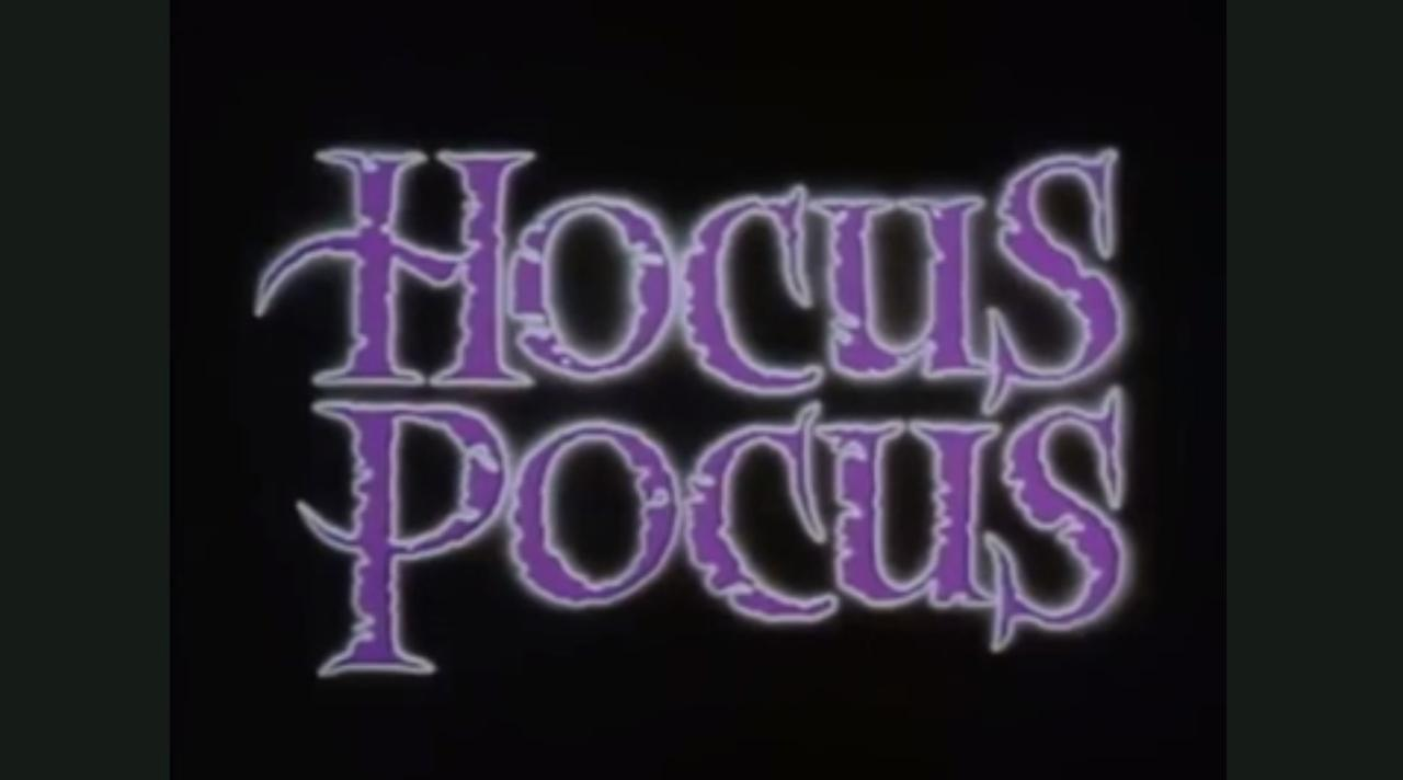 Play trailer for Hocus Pocus