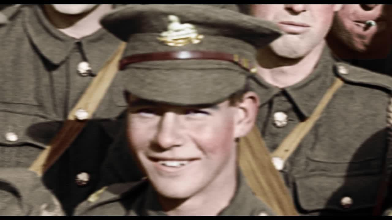 Play trailer for They Shall Not Grow Old